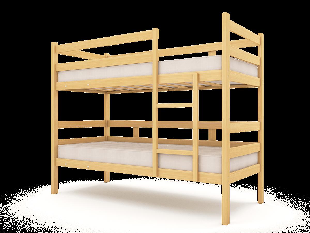 2х-ярусная кровать из массива